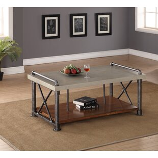 Affordable Price Perei Coffee Table by 17 Stories Reviews (2019) & Buyer's Guide