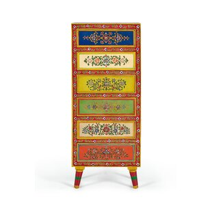 Marybeth 6 Drawer Chest By Latitude Vive