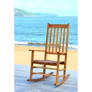 Beachcrest Home Kandace Rocking Chair