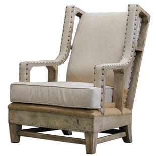 Uttermost Schafer Armchair