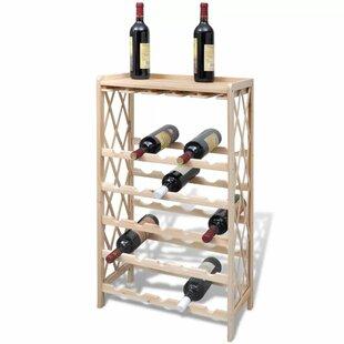 Allegro 25 Bottle Wine Rack By August Grove