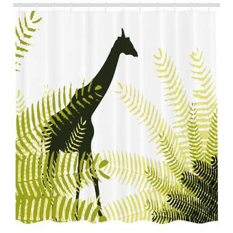 East Urban Home Wonderful Dream Mexico Flag Single Shower Curtain Wayfair