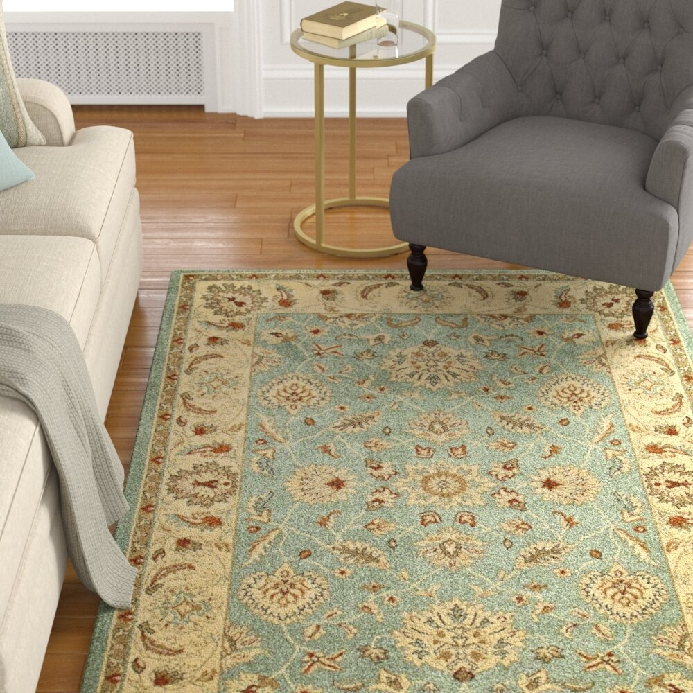 Charlton Home Bittinger Oriental Flatweave Beige Blue Brown Area Rug Reviews Wayfair