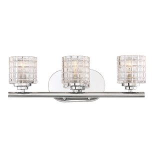 Great choice Trencin 3-Light Vanity Light By Orren Ellis