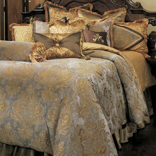 Elizabeth Comforter Set by Michael Amini