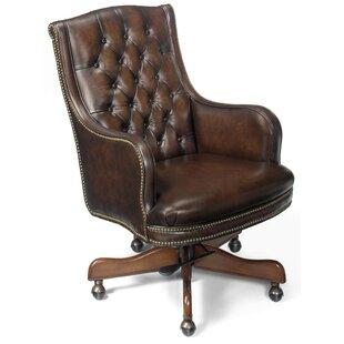 Hooker Furniture Leather E..