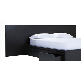 Reviews Simple Panel Headboard by EQ3