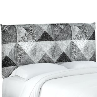 Edler French Seam Upholstered Panel Headboard by Brayden Studio