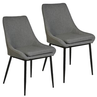 McCartney Upholstered Dining Chair (Set o..