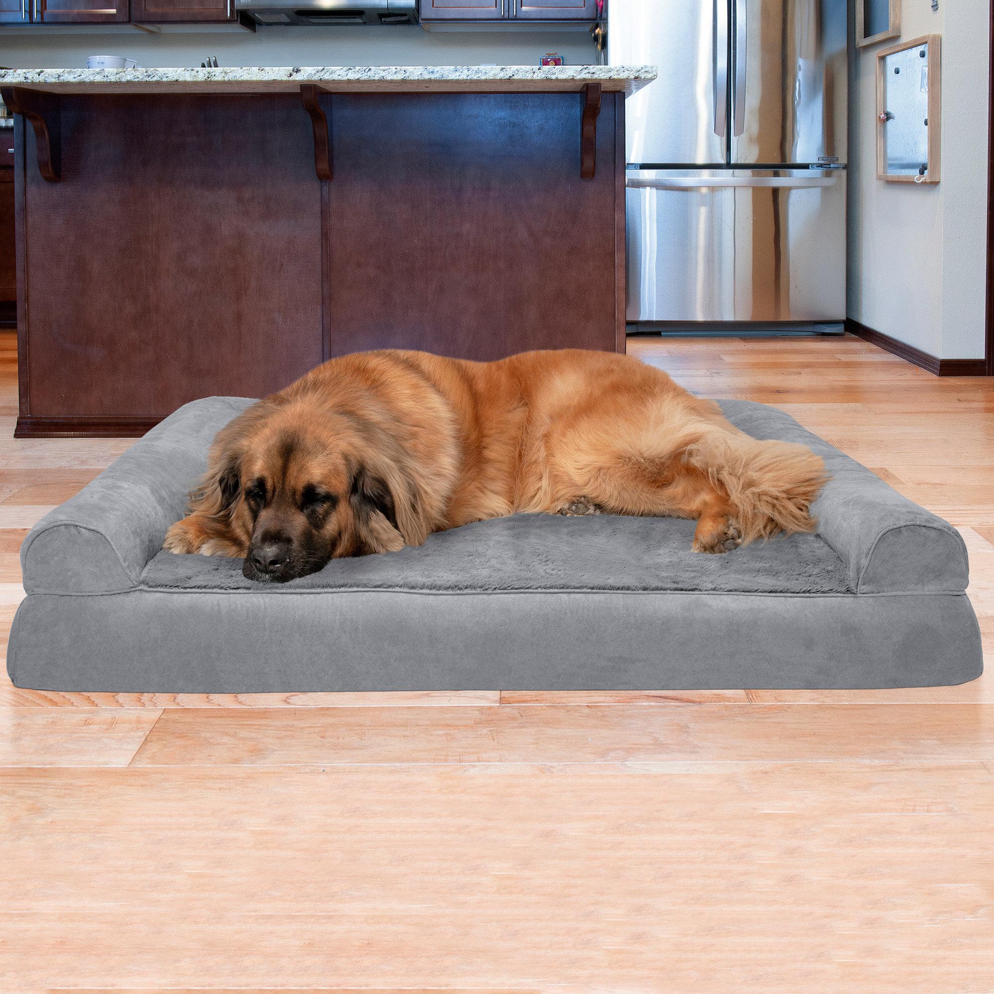 "Memory Foam Cut to Size Seat Pad Floor Cushions Sun Lounge Dog Topper 28/"" x 18/"""