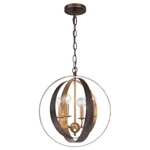 Mason 4-Light Chandelier