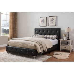 Raelynn Upholstered Panel Bed