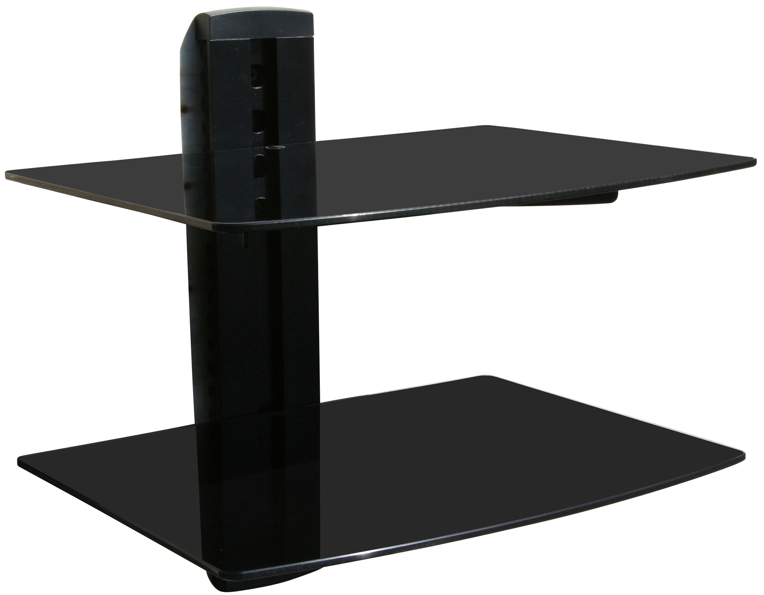 cabinets shelf entertainment stand side center tv component black wood product wd