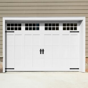 2 Car Garage Doors Wayfair