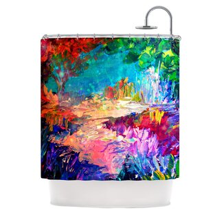 Welcome to Utopia Single Shower Curtain