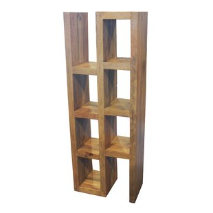 Appealing Display Standard Bookcase