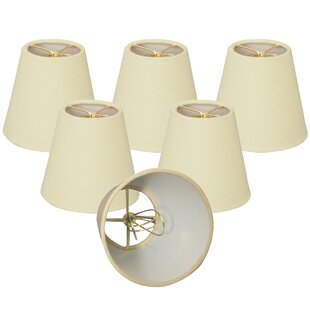 6 Linen Empire Lamp Shade (Set of 6)