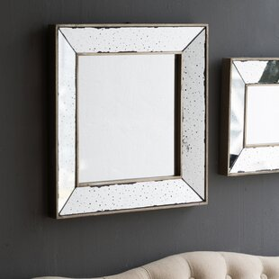 Cottage Country Wood Wall Mirrors You Ll Love Wayfair