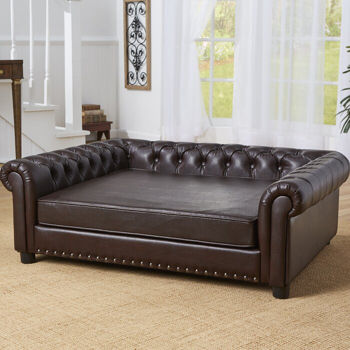 Sensational Hinojosa Dog Sofa Gmtry Best Dining Table And Chair Ideas Images Gmtryco