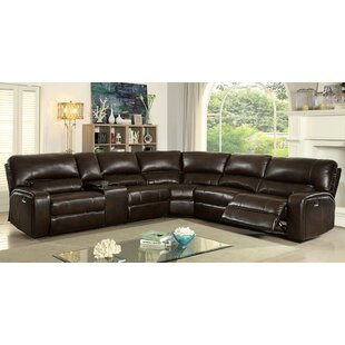 Darby Home Co MontecitoReclining Sectional