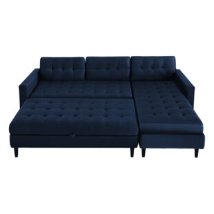 Copenhagen Reversible Sleeper Corner Sofa By Selsey Living