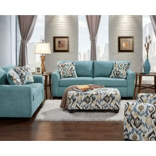 Ordinaire Conann Mosaic Configurable Living Room Set