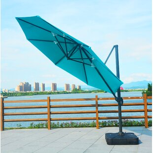 Lani 11' Cantilever Umbrella by Darby Home Co