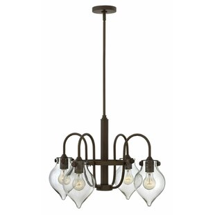 Hinkley Lighting Congress 4 Light Chandelier