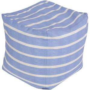 Madbury Pouf Ottoman by Breakwater Bay