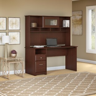 Hillsdale Writing Desk with Hutch