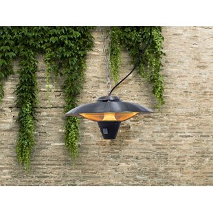 Kaba Ceiling Mounted Electric Patio Heater Image