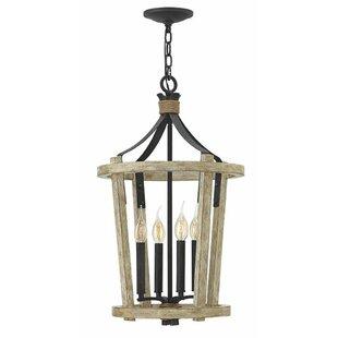 Hinkley Lighting Sherwood 4-Light Foyer Pendant