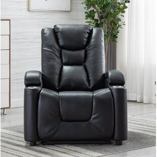Power Home Theater Recliner Individual Seating By Red Barrel Studio