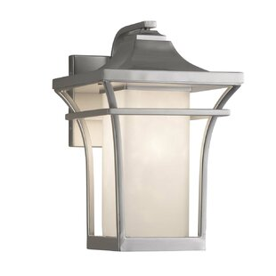 Compare Genaro Outdoor Wall Lantern By Brayden Studio