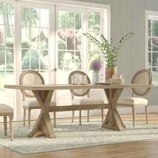 Knaresborough Dining Table by Three Posts Discount