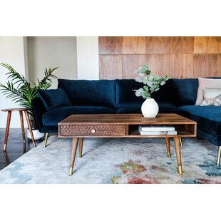 Martinson Coffee Table with Tray Top