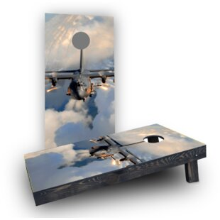 Custom Cornhole Boards AC1..