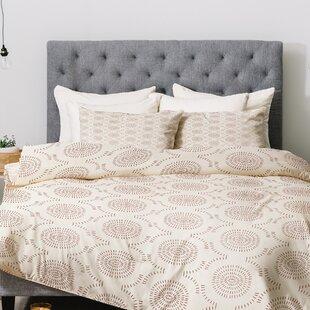 East Urban Home Holli Zollinger Wildflower Geometric Comforter Set