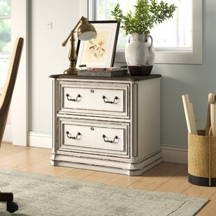 Salinas 2-Drawer Lateral Filing Cabinet by Birch Lane™ Heritage