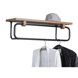 Farias Wall Mounted Coat Rack By Williston Forge
