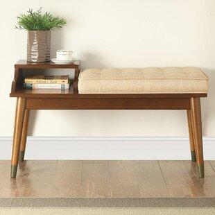 George Oliver Vachon Upholstered Storage Bench