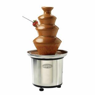 4-Tier Chocolate Fountain