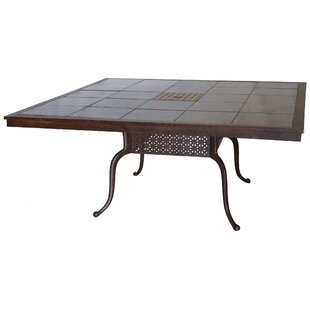 Buettner Aluminium Dining Table