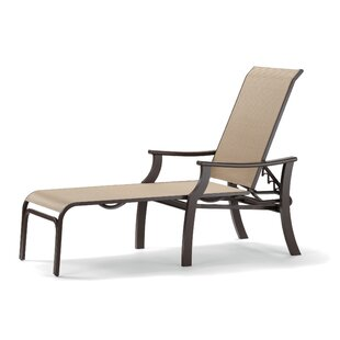 Telescope Casual St. Catherine Reclining Chaise Lounge