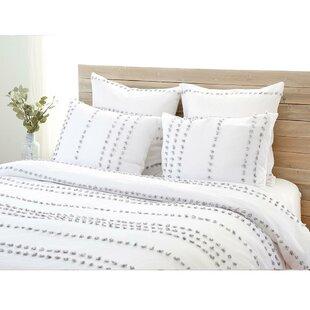Poppy 100% Cotton Euro Pillow with Insert