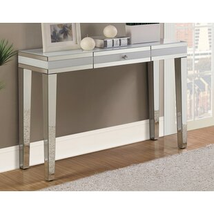 Albrecht Artistically Charmed Console Table