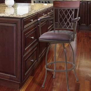 Napa 26 Swivel Bar Stool with Cushion Armen Living