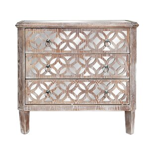 Rapp 3 Drawer Accent Chest