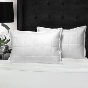 Swiss Comforts Goose Down Alternative Pillow (Set of 2)