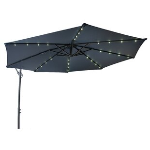 Offset Patio 10' Cantilever Umbrella